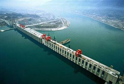 长江电力三峡水电站